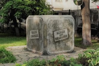 peer review monument
